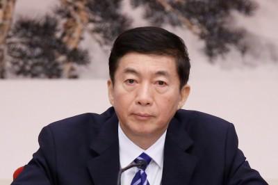 駱惠寧接中聯辦主任 中國官方微博:香港喧鬧該停了