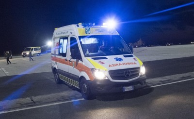 義大利傳酒駕撞人群 德國旅行團6死11傷