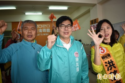 台中空氣又惡化 陳其邁轟國民黨:當年大力蓋燃煤發電廠