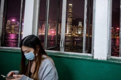 武漢不明肺炎疑入侵 香港口罩價暴漲10倍仍買不到…