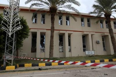 利比亞首都空襲畫面曝光! 軍校突遭轟炸至少30死