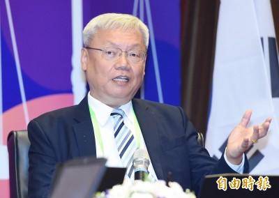 出席國民黨團座談 蘇永欽:「反滲透法」到了違憲程度