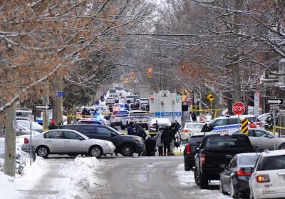 加拿大國會山莊附近驚傳槍響 1死3傷