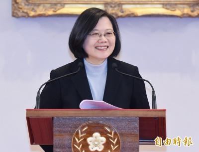 小英「今香港明台灣」廣告 《華郵》北京社長長文分析