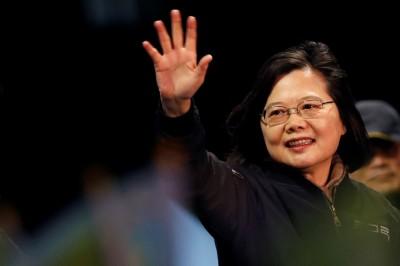 時代談台大選:蔡英文能否捍衛中文世界最後自由土地
