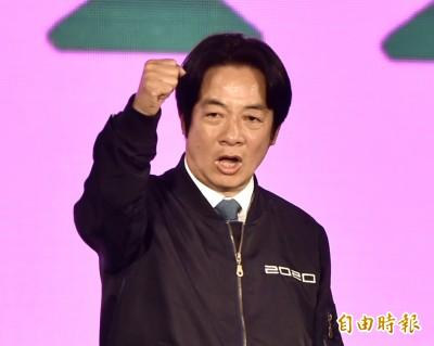 民進黨支持者擠爆凱道!賴清德:守護中華民國 必先守護台灣