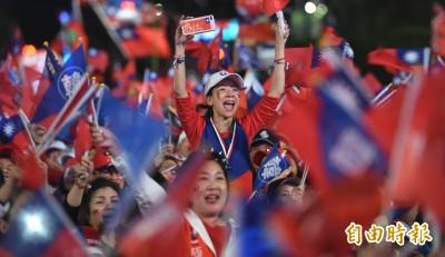 港媒問韓國瑜明天輸了怎麼辦?韓粉嗆:考慮移民中國
