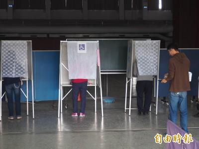 私章誤蓋選票撕毀 投縣傳出2起撕毀選票案