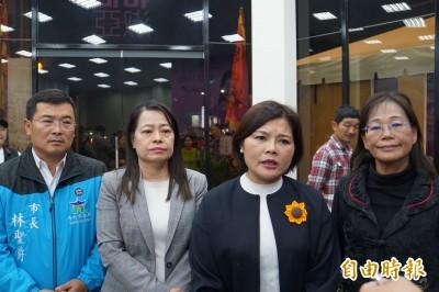 雲林國民黨2席立委均敗 張麗善︰寧可乾淨的輸 不要骯髒的贏