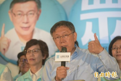 民眾黨進軍國會奪5席  準立委蔡壁如放話:目標第1大黨