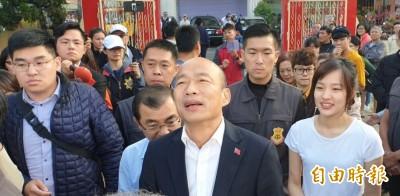 開票一路輸到底!  韓國瑜承認敗選:一定服從選舉結果