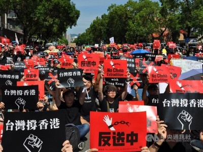 義大利國會討論挺港案 多位議員發言挺台灣
