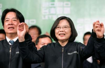 紐時:台灣人用選票駁斥中國 BBC記者妙問小英是否感謝他...