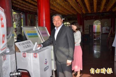 6候選人穩定領先中!台南立委選戰 民進黨有望全壘打