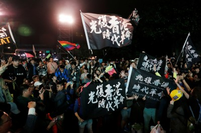 香港反送中意外改變總統大選? 鄭立:削弱入侵台灣的政治力量