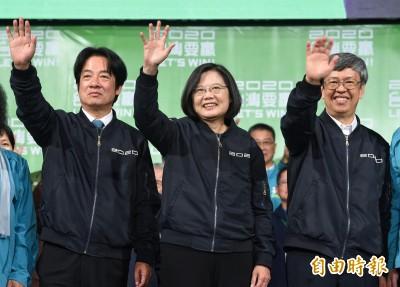 如何逆轉2018慘敗進化成蔡英文2.0?日媒分析全文在這!
