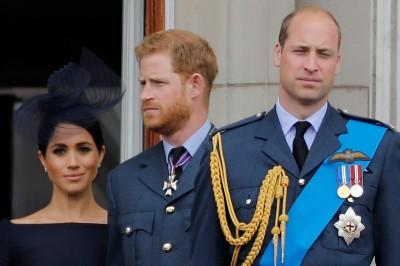 哈利王子鬧出走 哥哥威廉心好累:我照顧他一輩子了