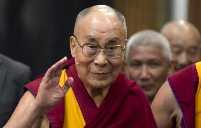 達賴喇嘛賀蔡總統連任  指兩岸保持良好關係重要