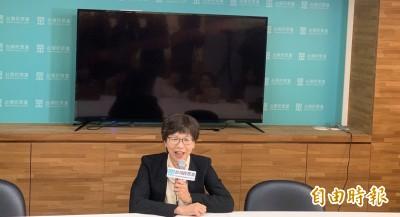 民眾黨立院黨團總召 賴香伶出任