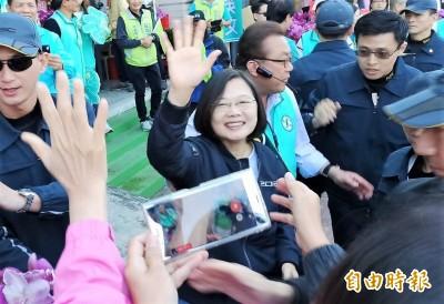 中國網友不滿小英當選 籲「14億人都來投票」被封帳