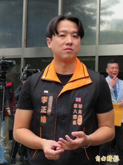 藍營青壯派逼宮雙吳 李正皓指韓國瑜才需要被改革
