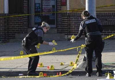 一天8起槍擊案! 巴爾的摩7人受傷、5人喪命