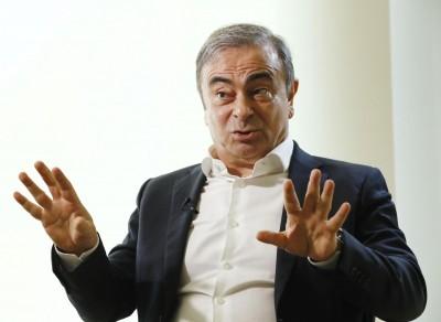 前日產CEO談世紀大逃亡  高恩嗆:日本人不夠快