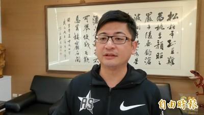 「一國兩制行不通!」 謝典林宣布辭國民黨中常委