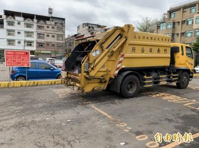 春節垃圾清運 頭份、竹南垃圾車、定點清運時間看這邊