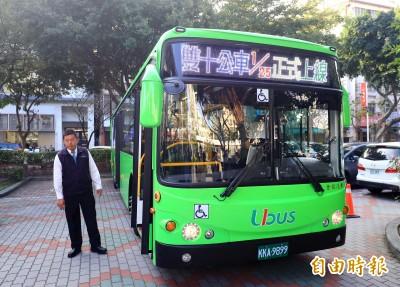 批台中「雙十公車」討好民眾 中督盟要求:半年後檢討