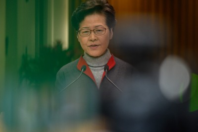 大撒幣?再祭385億民生津貼 林鄭否認為政治災難「買單」