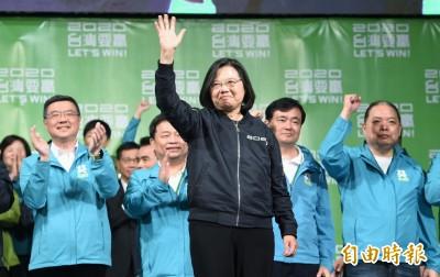 小英壓倒性勝利因素曝光! 松田康博:習近平對台政策失敗