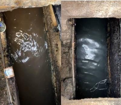 北市環亞世界大樓排放污水釀惡臭 環局開罰要求改善