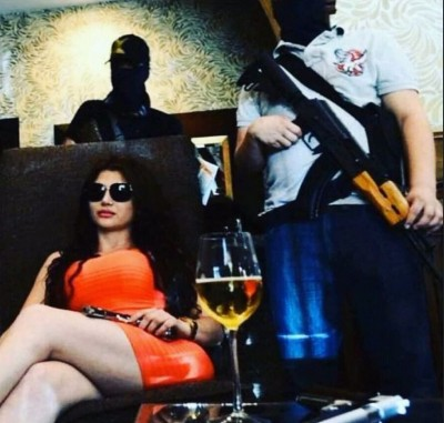 墨國21歲女毒梟「亡靈公主」中彈亡!生前最後畫面曝光...