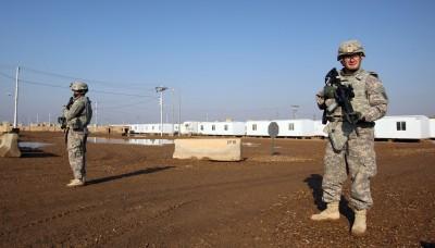 美軍駐伊拉克基地 再遭多枚火箭彈攻擊