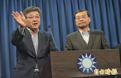 林榮德接國民黨代理主席 豐富中國投資背景曝光