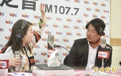 陳柏惟:國民黨還有救 但鼓勵韓國瑜選黨魁