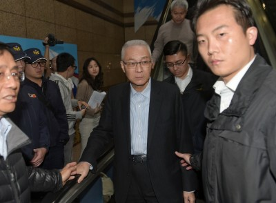 吳敦義請辭國民黨主席 代理主席人選未定