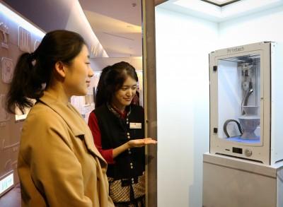 3D列印機呈現出土文物 十三行博物館科技考古特展即日登場