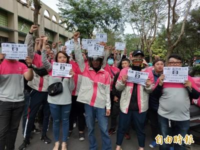 罷工抗議foodpanda砍薪 新北外送員指不回應訴求擬辦大遊行