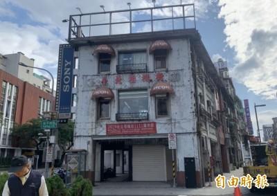 見證台北城百年歷史! 相機街「三角屋」登錄市定古蹟