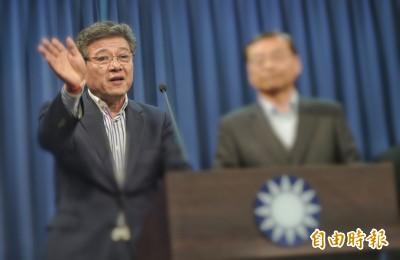 台企聯副會長當主席 王定宇:國台辦變國民黨老大?