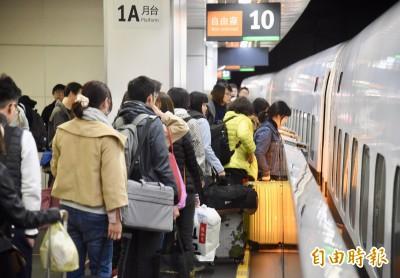 農曆過年前增鐵公路班次 便於民眾返鄉