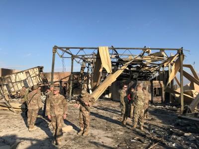 伊朗報復後 美軍恢復在伊拉克打擊伊斯蘭國行動