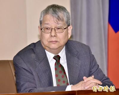 陳師孟自嘲:辭職後上法院 會被判死刑