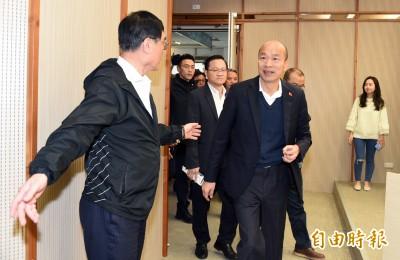 罷免一階過門檻 韓國瑜:力拚市政、尊重民意