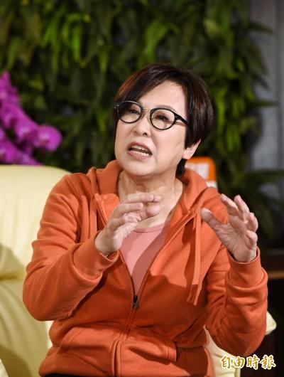 余湘向大選特勤人員致敬 60天相處令她心房強烈顫動