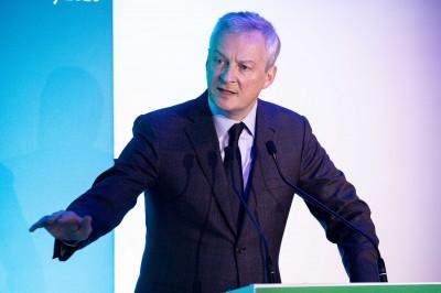世界經濟論壇21日啟動 法國財長籲美支持「全球性數位稅」
