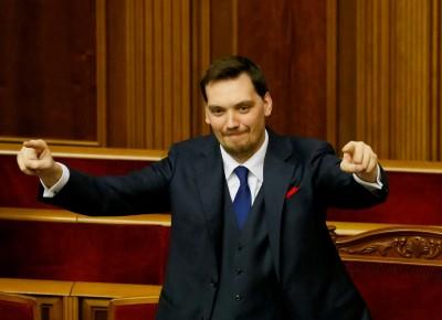 疑嗆素人總統「不懂經濟」錄音曝光 烏克蘭總理請辭