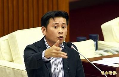 前台企聯副會長當代主席 藍議員轟:我們中常委到底在幹嘛?